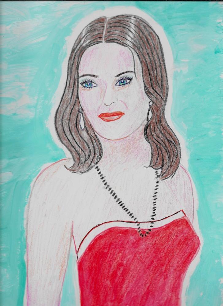 Marion Cotillard par Jeanette